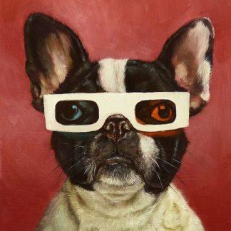 H1177D - Heffernan, Lucia - 3D Dog