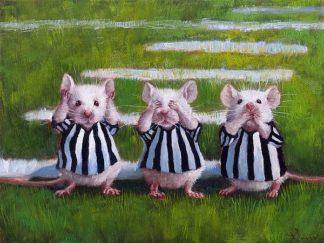 H1186D - Heffernan, Lucia - Three Blind Mice