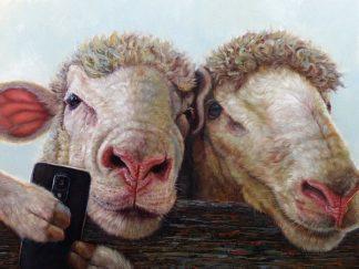 H1191D - Heffernan, Lucia - Selfie