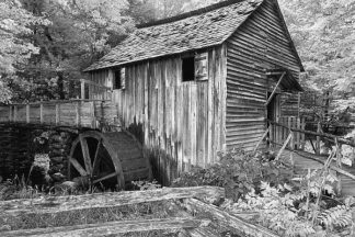 H1216D - Hiers, Winthrope - Cable Mill Cades Cove