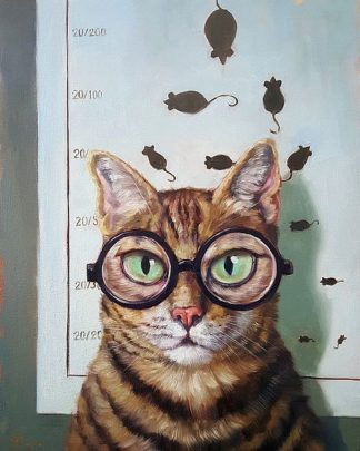 H1247D - Heffernan, Lucia - Feline Eye Exam
