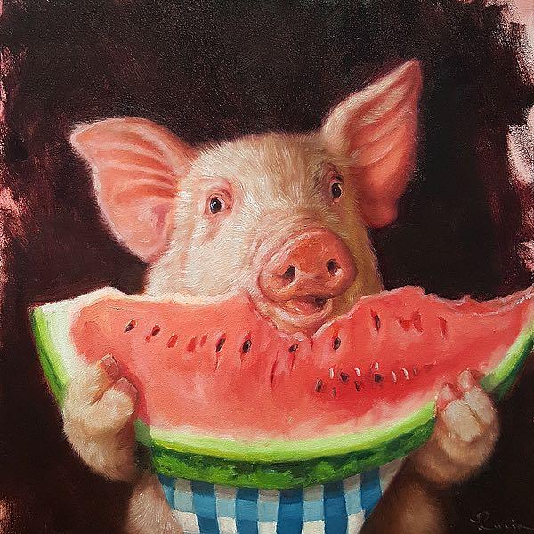 H1252D - Heffernan, Lucia - Pig Out