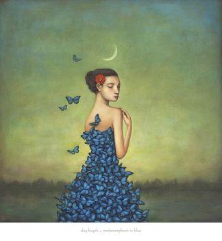 H1264 - Huynh, Duy - Metamorphosis in Blue