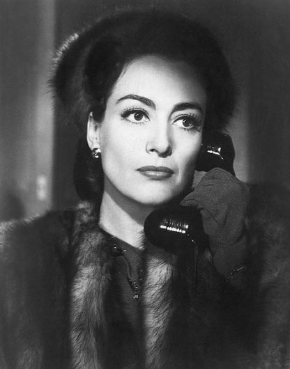 H1355D - Unknown - Joan Crawford 1945 'Mildred Pierce'