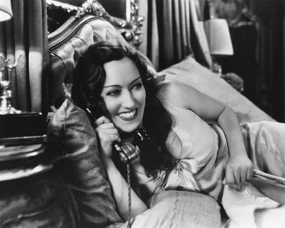 H1356D - Unknown - Gloria Swanson 1931 Tonight or Never