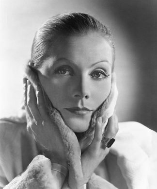 H1361D - Unknown - Greta Garbo 1935 'Anna Karenina'