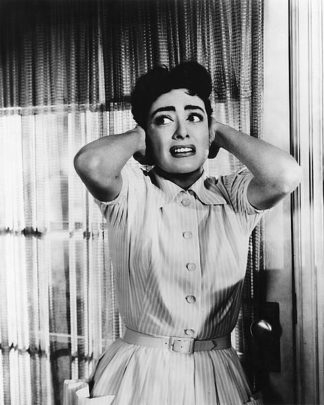 H1363D - Unknown - Joan Crawford 1956 Autumn Leaves