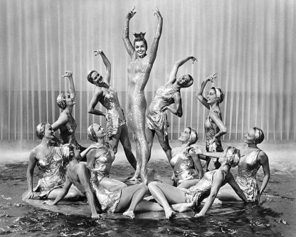 H1375D - Unknown - Esther Williams MGM 1952 'Million Dollar Mermaid'