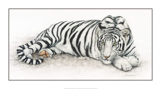 H500 - Henderson, Jan - Siberian Tiger