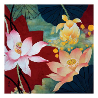 H592 - Hong Mi Lim - Lotus Dream II