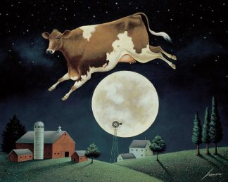 H947D - Herrero, Lowell - Cow Jumps over the Moon