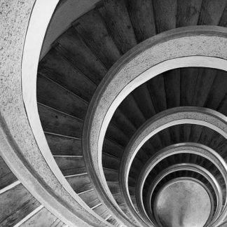 IN255_6 - PhotoINC Studio - Spiral Staircase No. 6
