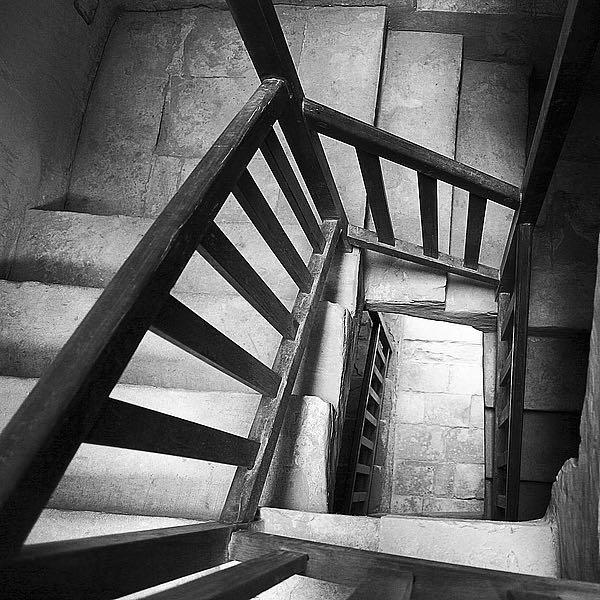 IN255_7 - PhotoINC Studio - Spiral Staircase No. 7