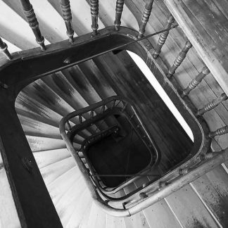 IN255_8 - PhotoINC Studio - Spiral Staircase No. 8