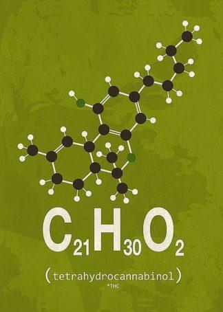 IN31893-14 - TypeLike - Molecule THC
