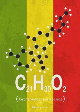 IN31893-15 - TypeLike - Molecule THC