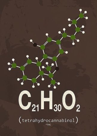 IN31893-20 - TypeLike - Molecule THC
