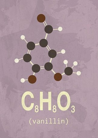 IN31893-4 - TypeLike - Molecule Vanilin