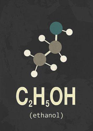 IN31893-8 - TypeLike - Molecule Ethanol
