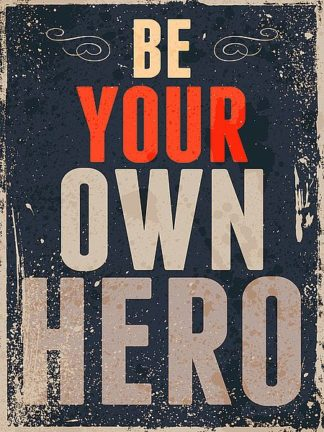 IN32133 - GraphINC - Be Your Own Hero