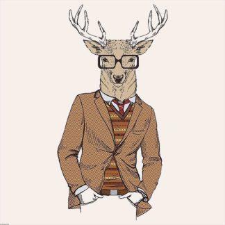 IN32135 - GraphINC - Deer-man 1