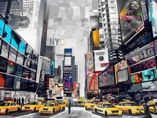 INJG109 - Grey, James - Times Square