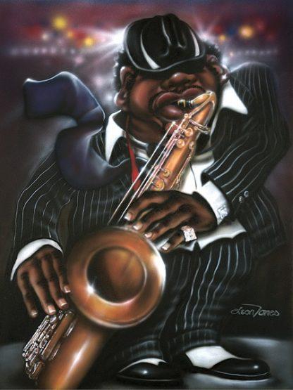 J311D - Jones, Leonard - Jazzman Moe