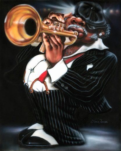 J313D - Jones, Leonard - Jazzman Papa Joe