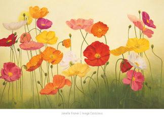 K2250 - Kroner, Janelle - Sunlit Poppies