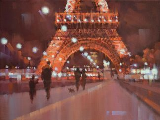K2280D - Krioutchkov, Alex Hook - Paris at Night