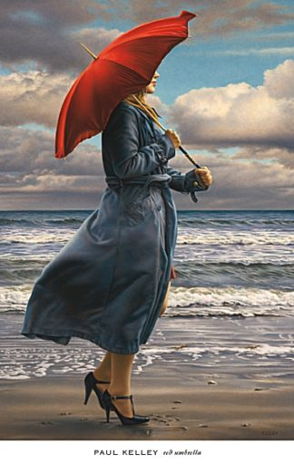 K2323 - Kelley, Paul - Red Umbrella