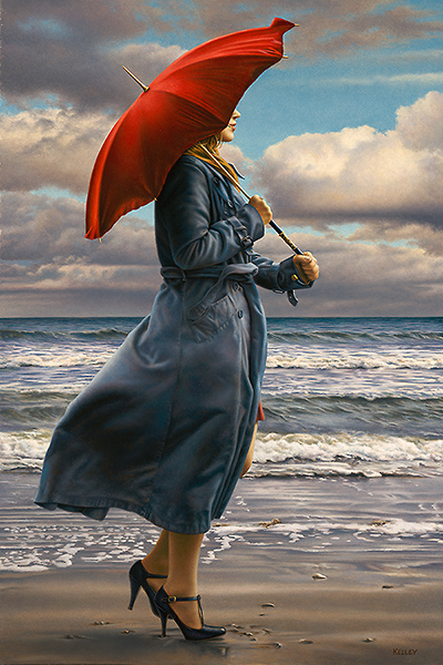 K2323D - Kelley, Paul - Red Umbrella