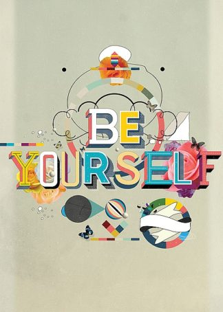 K2344D - Kavan & Company - Be Yourself