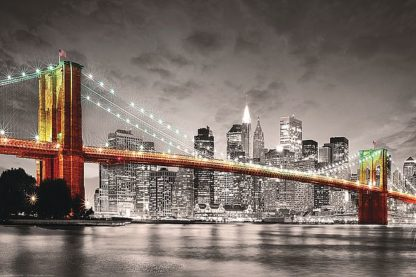 K2565 - Kendricks, Max - New York Brooklyn Bridge