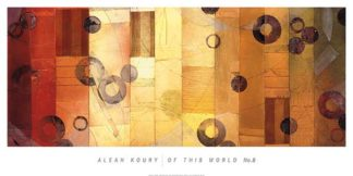 K525 - Koury, Aleah - Of This World No. 8