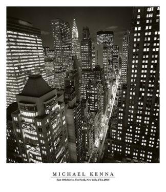 K536 - Kenna, Michael - East 40th Street, NY 2006