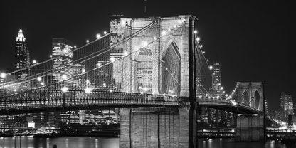 L380D - Lowe, Jet - Brooklyn Bridge at Night