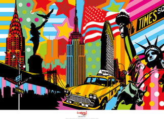 L637 - Lobo - New York Taxi I
