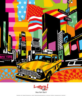 L638 - Lobo - New York Taxi II