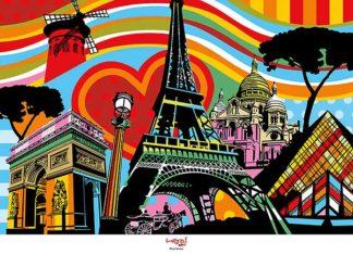 L639 - Lobo - Paris l'amour