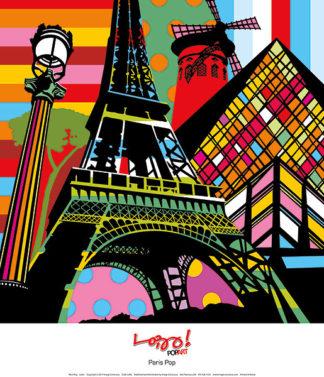 L642 - Lobo - Paris Pop