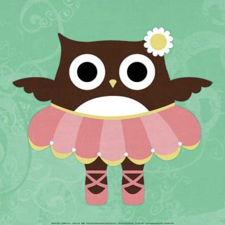 L687 - Lee, Nancy - Ballerina Owl
