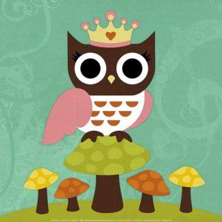 L692 - Lee, Nancy - Princess Owl