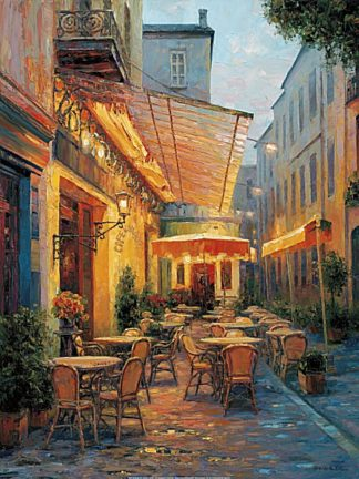 L740 - Liu, Haixia - Café Van Gogh 2008, Arles France