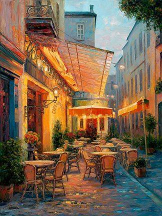 L740D - Liu, Haixia - Café Van Gogh 2008, Arles France