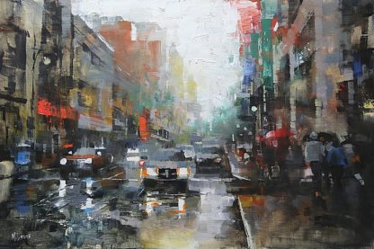 L786D - Lague, Mark - Montreal Rain