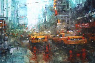 L787D - Lague, Mark - Times Square Reflections