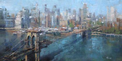 L825D - Lague, Mark - Brooklyn Bridge