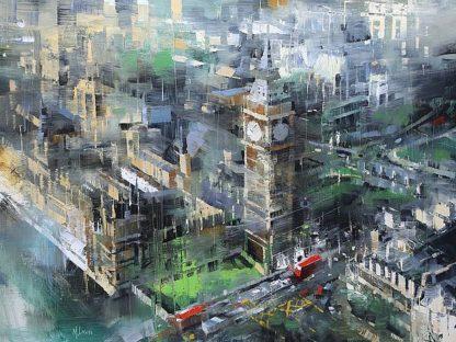 L826D - Lague, Mark - London Green - Big Ben