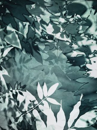 L852D - Lehnhardt, Iris - Abstract Leaves